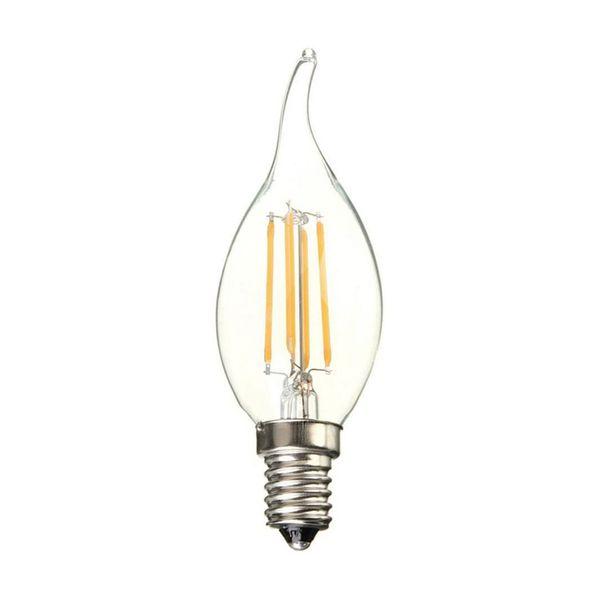 لامپ فیلامنتی 4 وات مودی مدل Nik480 پایه E14