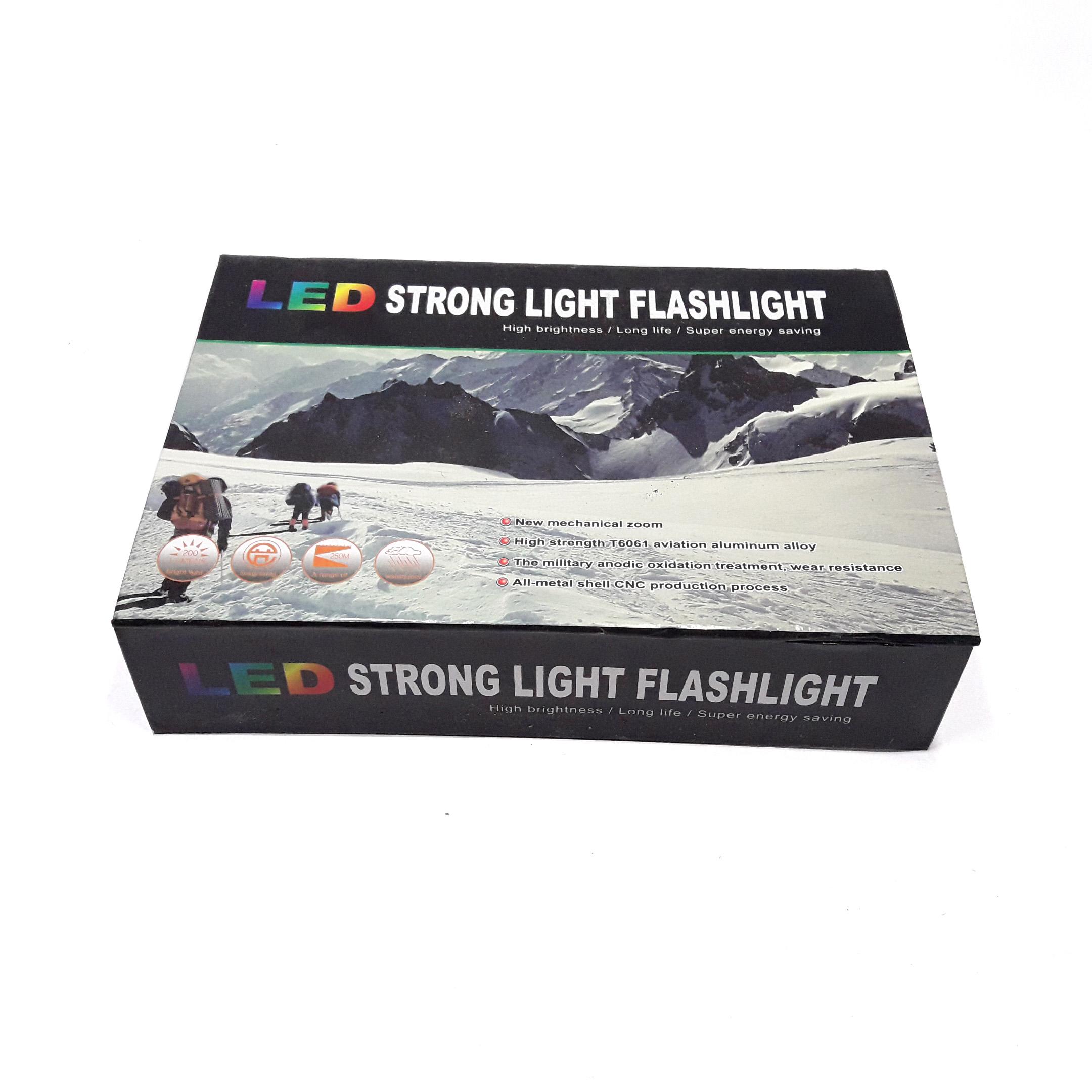 چراغ قوه کد FL025