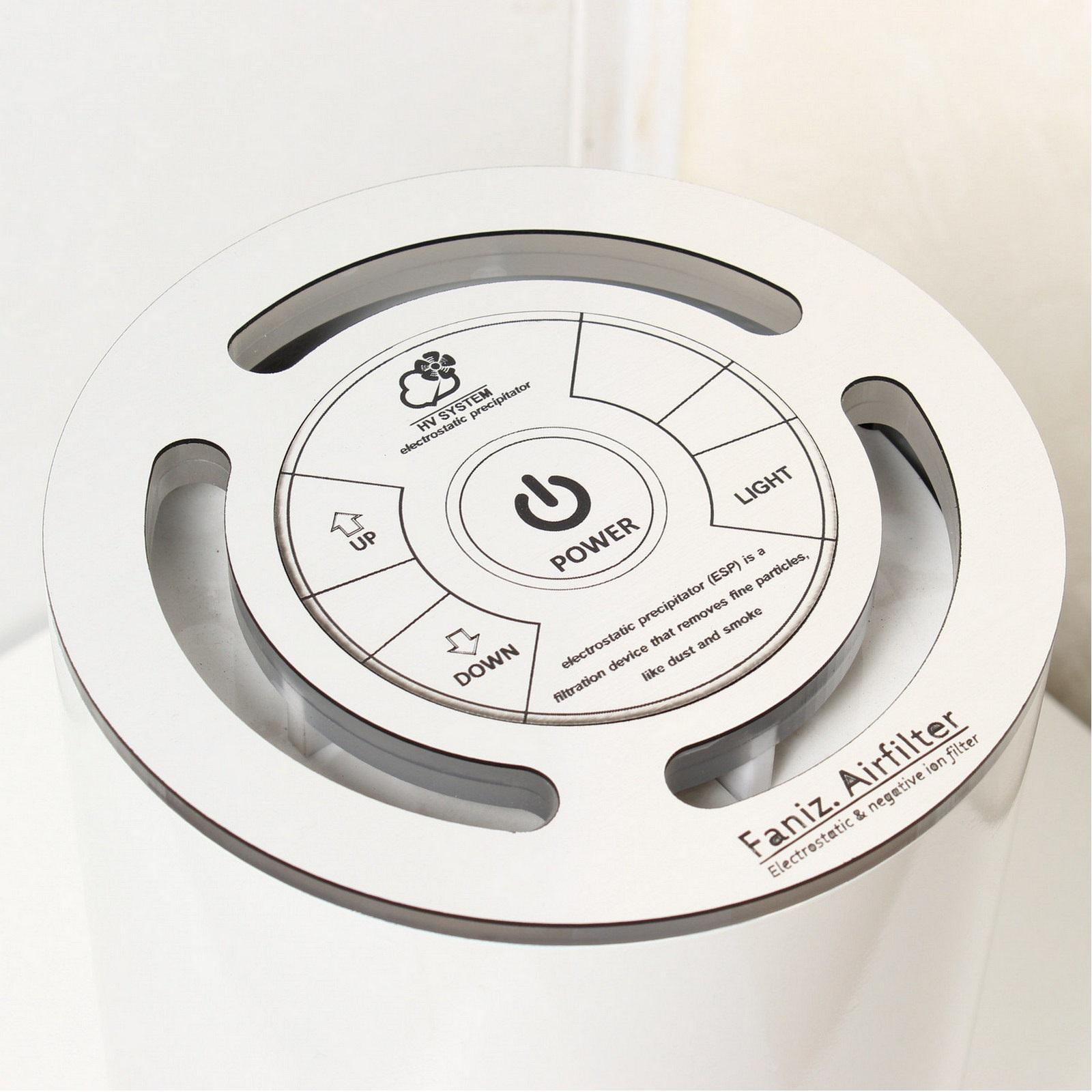 دستگاه تصفیه کننده هوا فانیذ مدل ESP-100