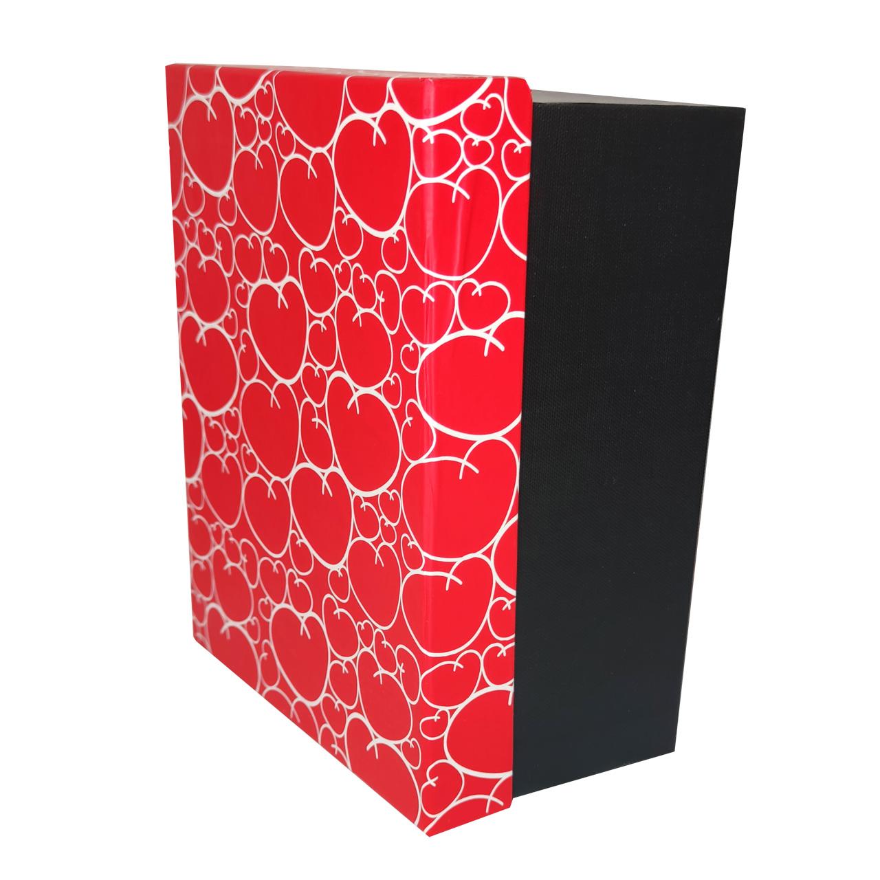 خرید                      جعبه هدیه طرح قلب کد 4