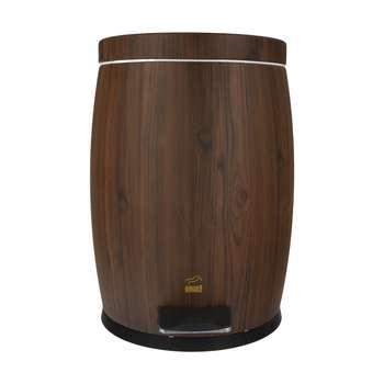 سطل زباله پدالی بهاز کالا کد 16626053 گنجایش 14 لیتر