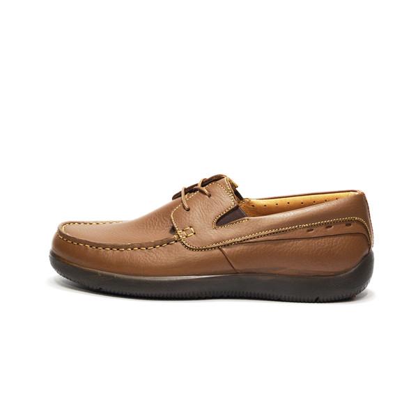 کفش روزمره مردانه فرزین کد kbw 015 رنگ گردویی