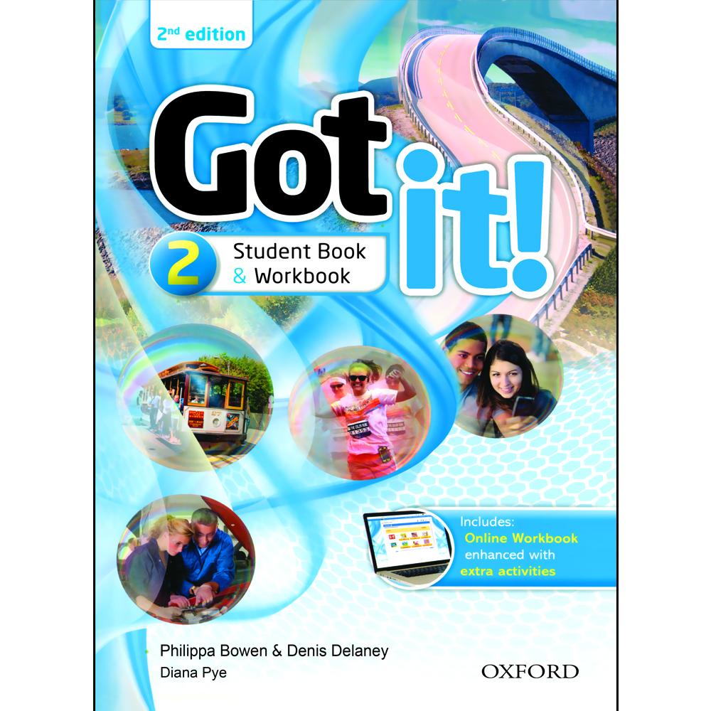 خرید                      کتاب GOT IT 2 اثر جمعی از نویسندگان انتشارات OXFORD