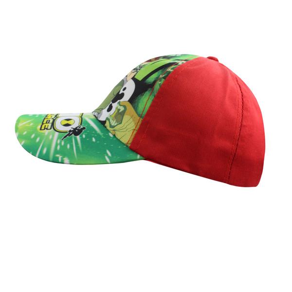 کلاه کپ پسرانه طرح بن تن کد 50138
