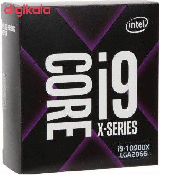 پردازنده مرکزی اینتل سری Cascade Lake مدل Core i9-10940x
