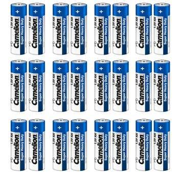 باتری قلمی کملیون مدل Super Heavy Duty بسته 24 عددی