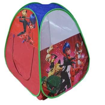چادر بازی کودک مدل دختر کفش دوزکی کد m2525