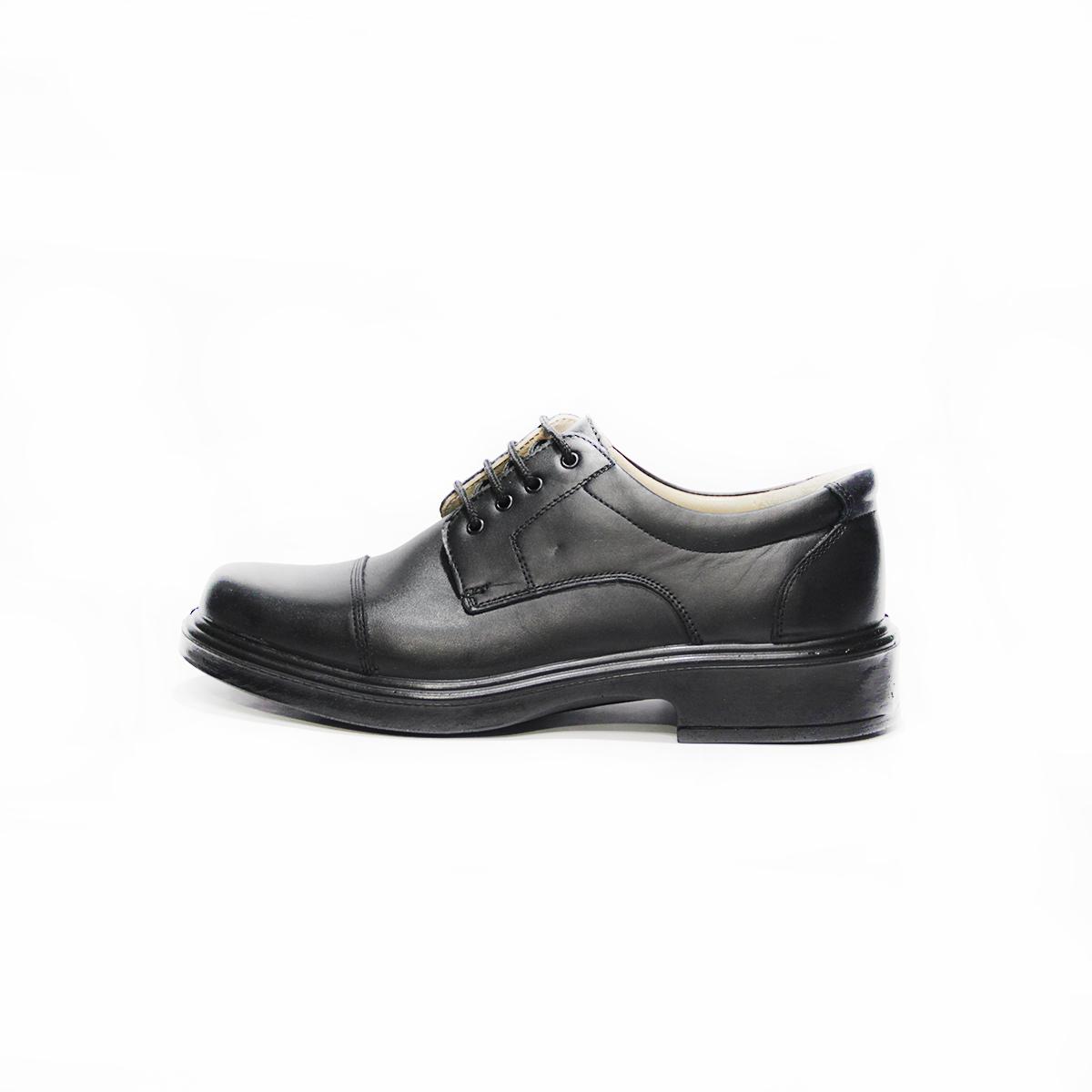 کفش مردانه فرزین کد SEBM 038 رنگ مشکی