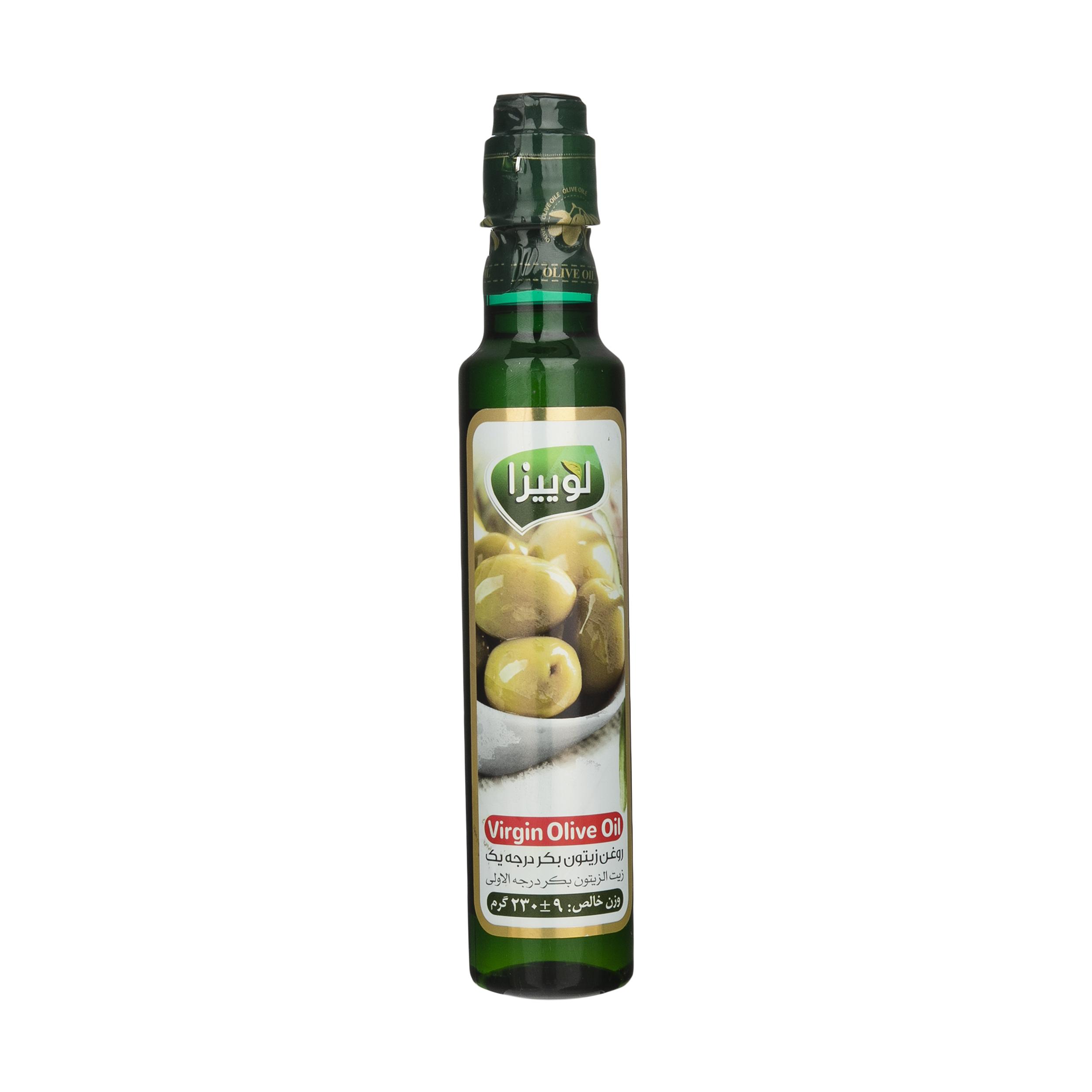 روغن زیتون بکر لوییزا - 230 گرم
