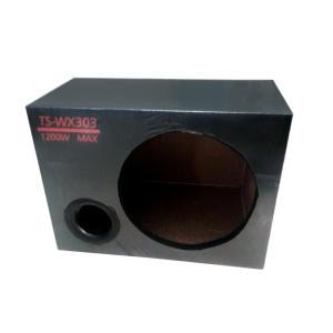 باکس ساب ووفر طرح مستطیلی مدل WX-303 مناسب برای ساب 12 اینچ