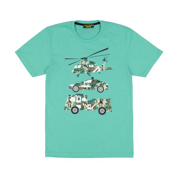 تی شرت پسرانه خرس کوچولو مدل 2011132-53