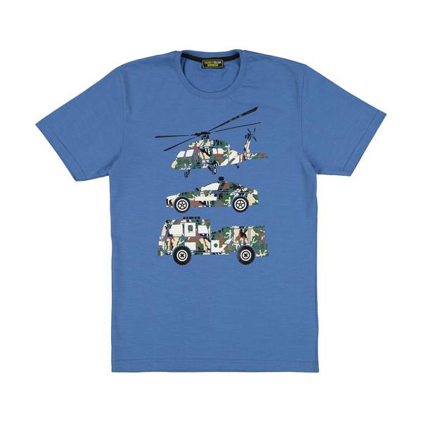 تی شرت پسرانه خرس کوچولو مدل 2011132-58