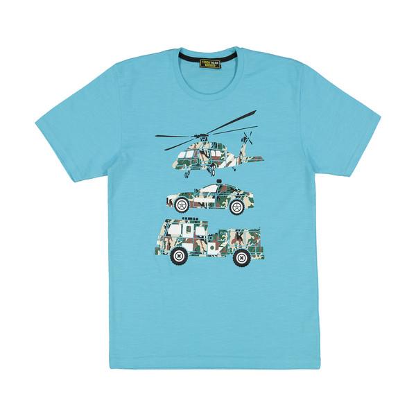 تی شرت پسرانه خرس کوچولو مدل 2011132-50