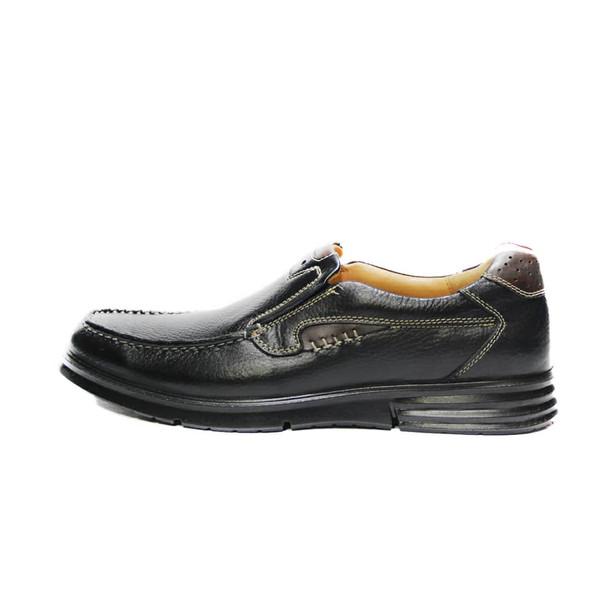 کفش روزمره مردانه فرزین کد PLKM 0010 رنگ مشکی