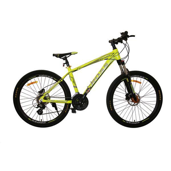 دوچرخه کوهستان کراس مدل Sharkسایز 26