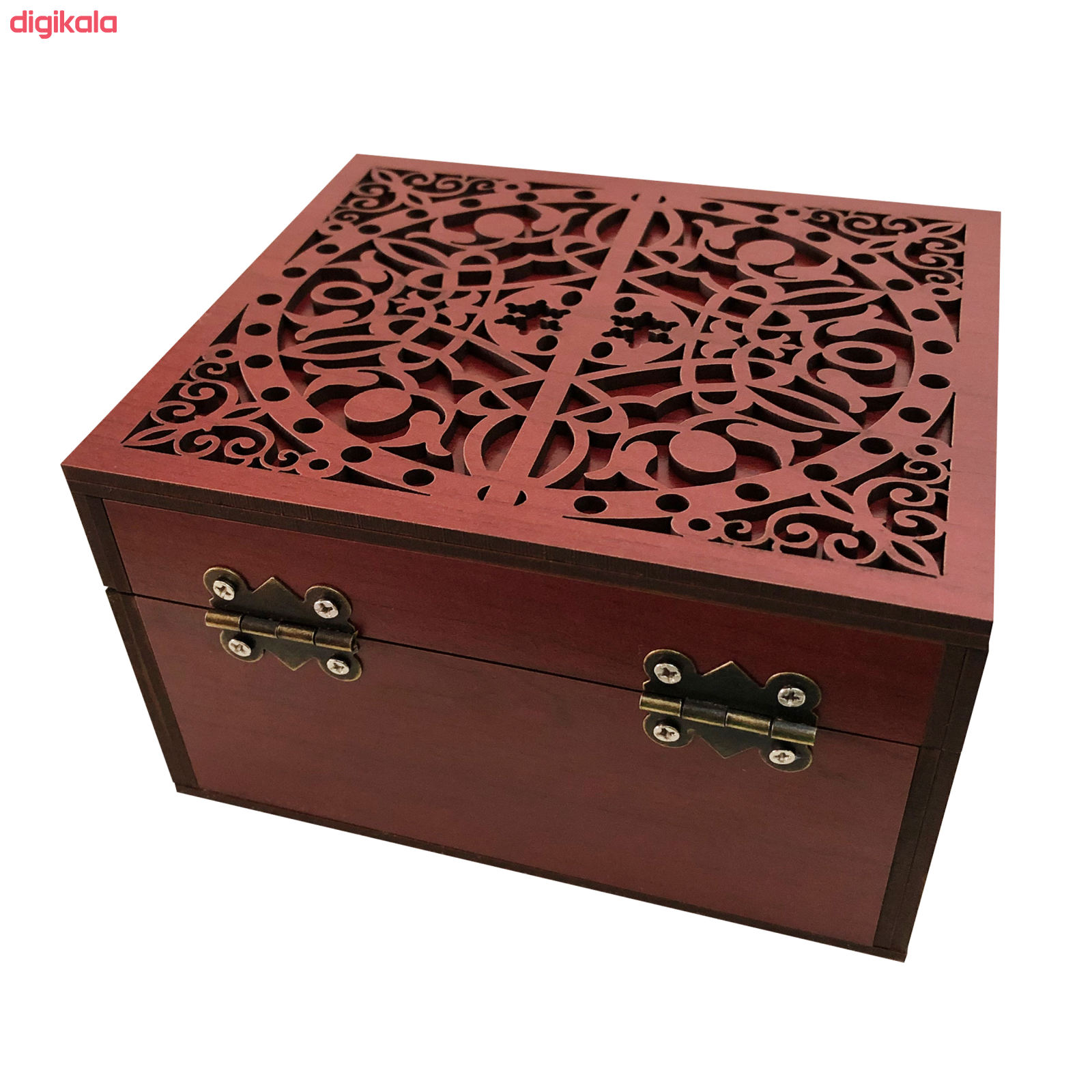 جعبه هدیه چوبی مدل j67 main 1 3