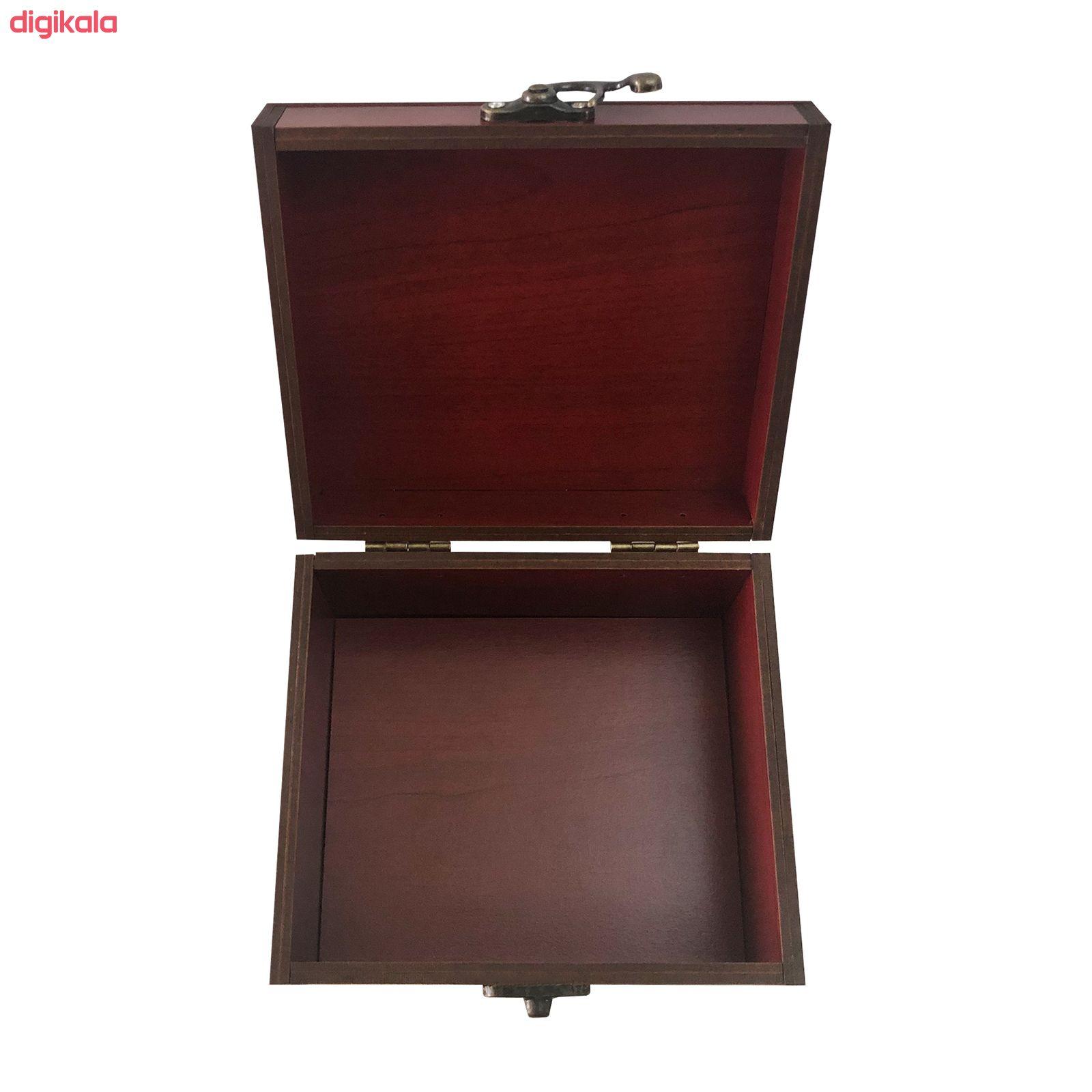 جعبه هدیه چوبی مدل j67 main 1 6