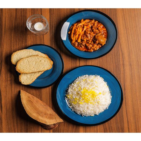 سرویس غذا خوری 18 پارچه پاشاباغچه مدل HYPNO-WORKSHOP