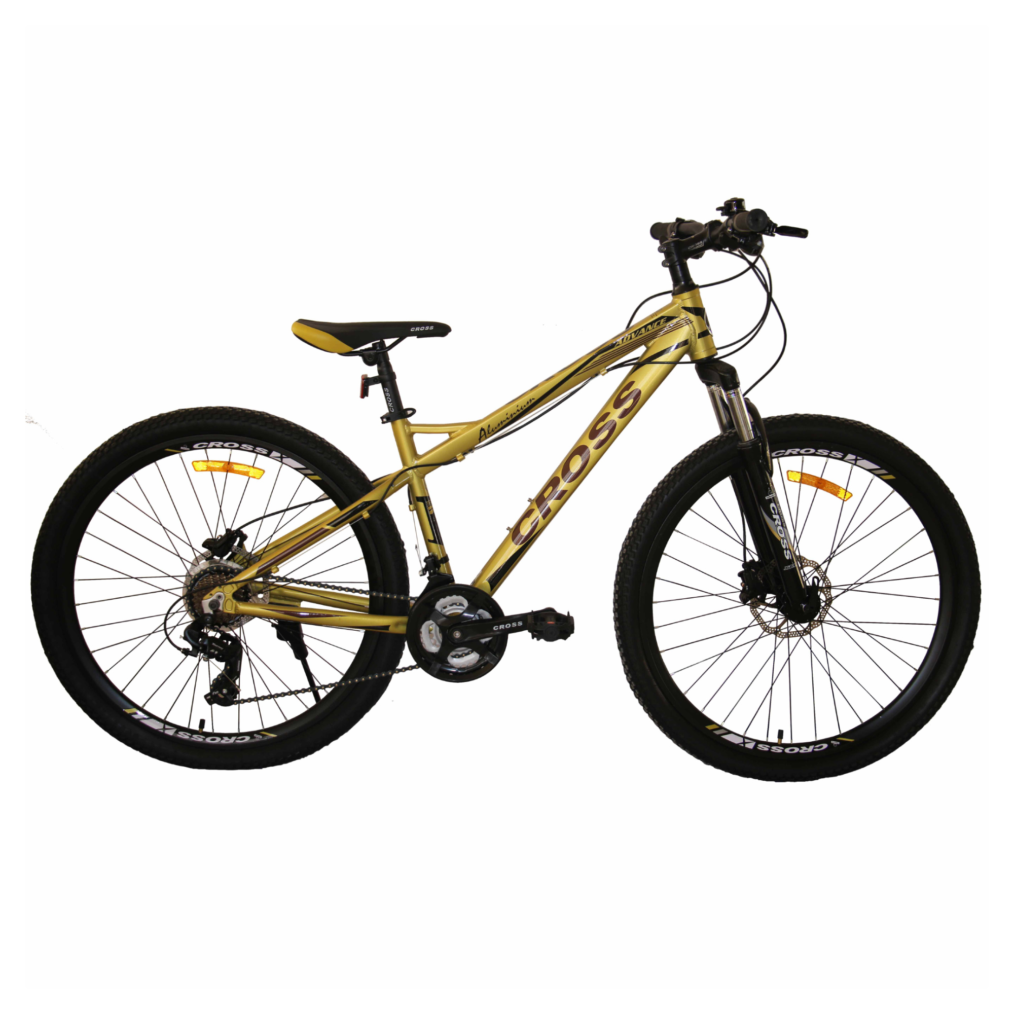 خرید                     دوچرخه کوهستان کراس مدل Advance سایز 27.5
