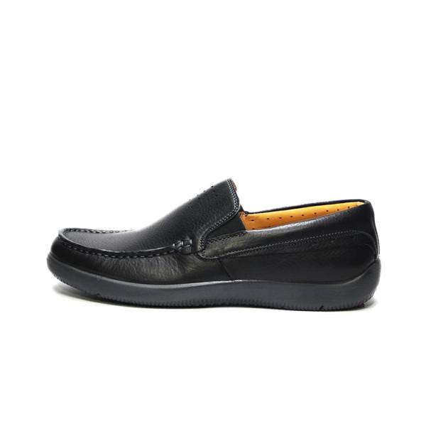کفش روزمره مردانه  فرزین کد KKM 0007 رنگ مشکی