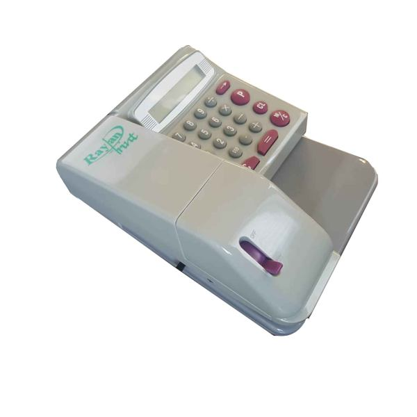 دستگاه پرفراژ چک رایان پرینت مدل CW 500