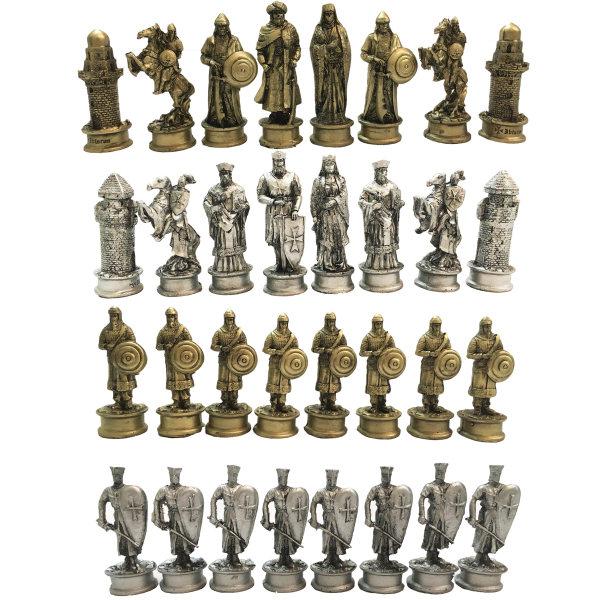مهره شطرنج مدل R 709 مجموعه ۳۲ عددی