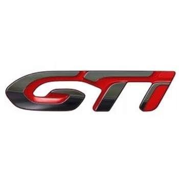 آرم خودرو طرح GTI مدل dan601