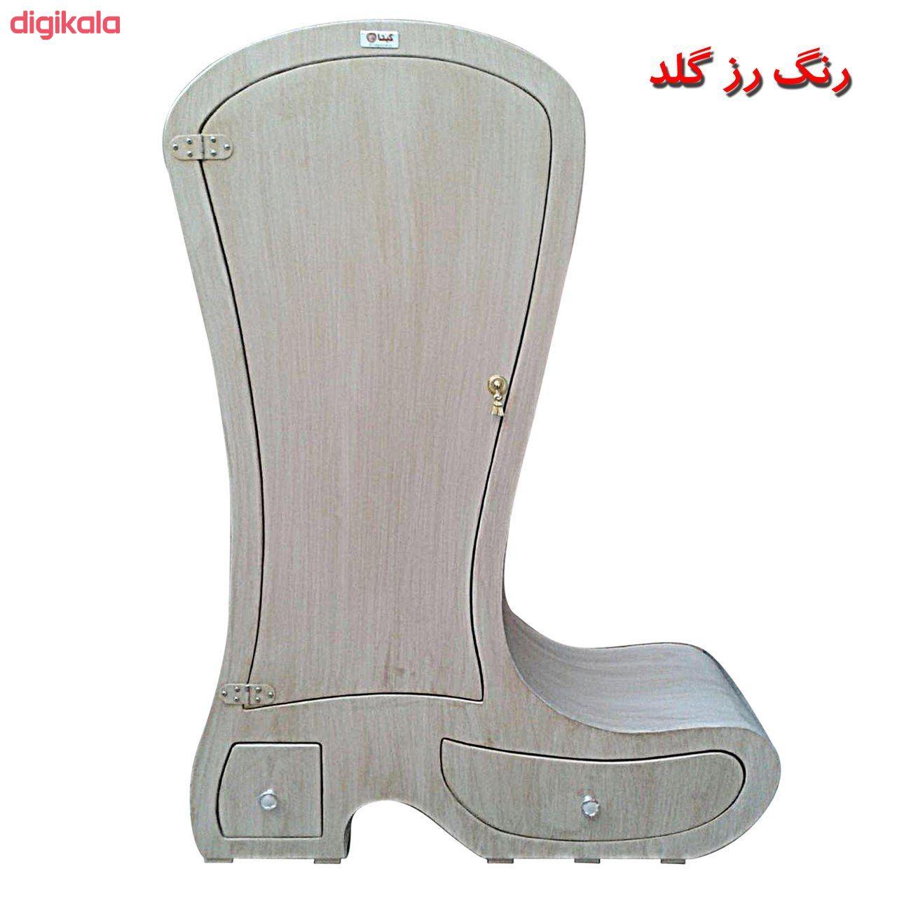 جاکفشی گیتا مدل Boot  main 1 3