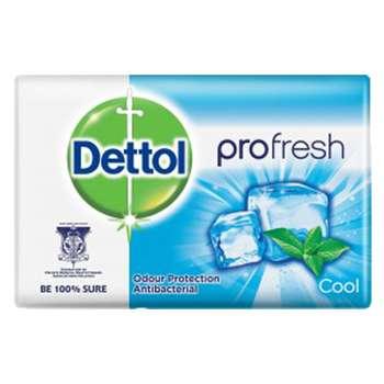 صابون ضد باکتری دتول مدل Profresh cool کد 3060316 وزن 65 گرم