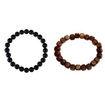 دستبند مدل 0067 مجموعه 2 عددی