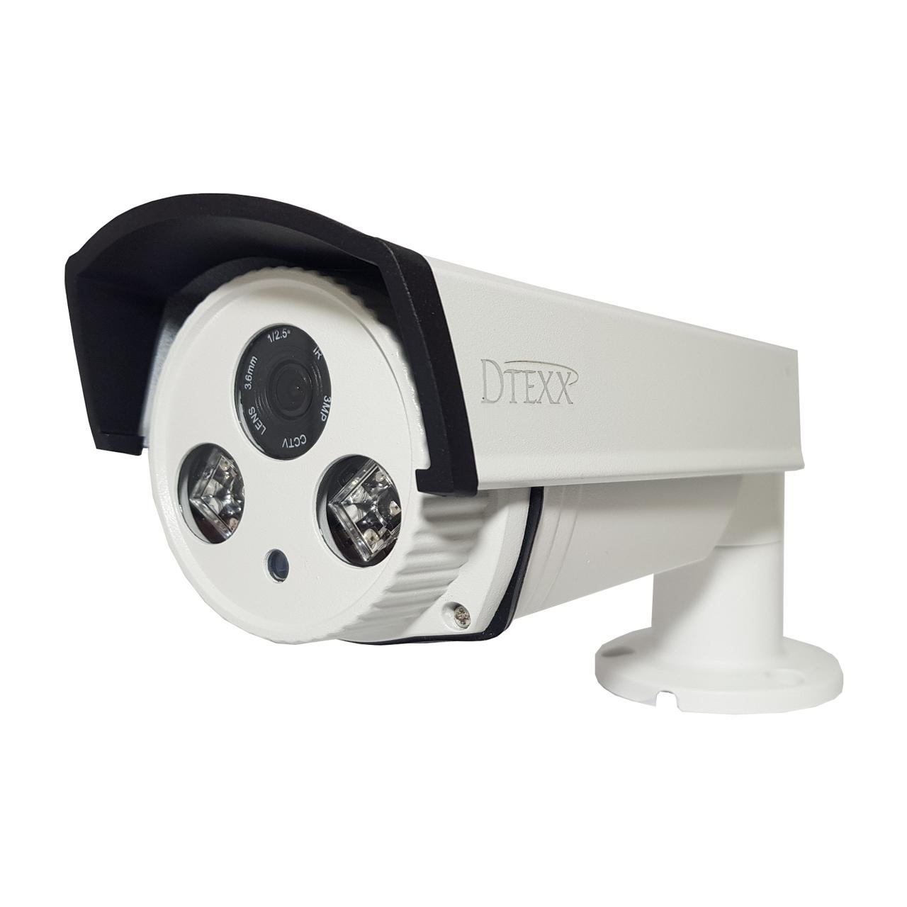 دوربین مداربسته آنالوگ دیتکس مدل DX-B232FMX