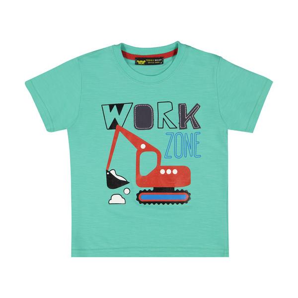 تی شرت پسرانه خرس کوچولو مدل 2011135-53