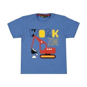 تی شرت پسرانه خرس کوچولو مدل 2011135-58