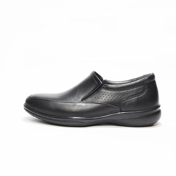 کفش روزمره مردانه فرزین کد TKM 0020 رنگ مشکی