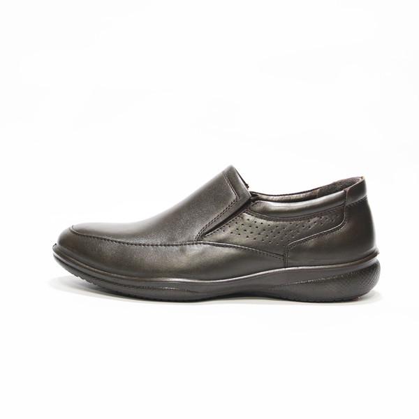 کفش روزمره مردانه فرزین کد TKB 0021 رنگ قهوه ای