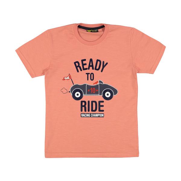 تی شرت پسرانه خرس کوچولو مدل 2011134-86
