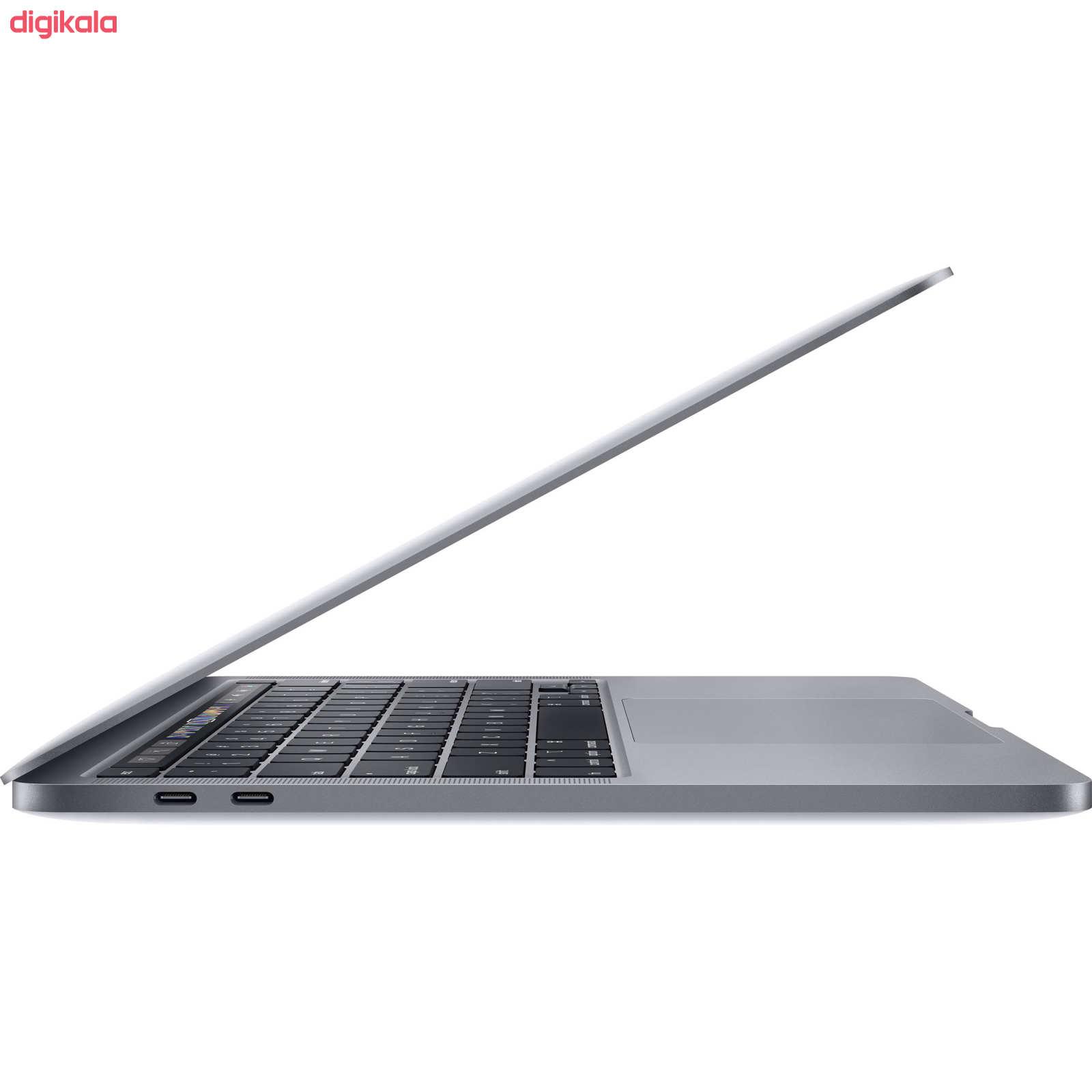 لپ تاپ 13 اینچی اپل مدل MacBook Pro MWP42 2020 همراه با تاچ بار  main 1 3