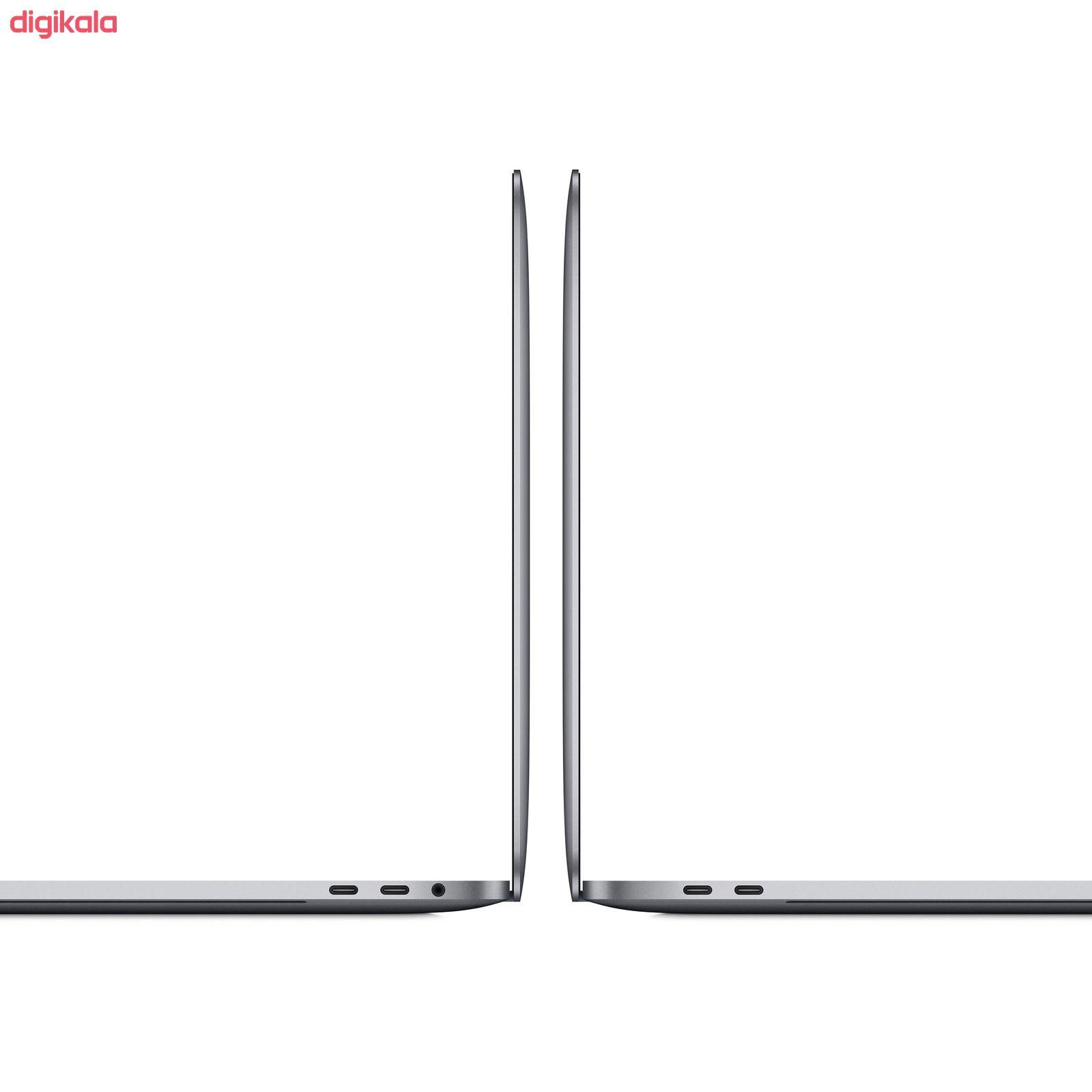 لپ تاپ 13 اینچی اپل مدل MacBook Pro MWP42 2020 همراه با تاچ بار  main 1 4