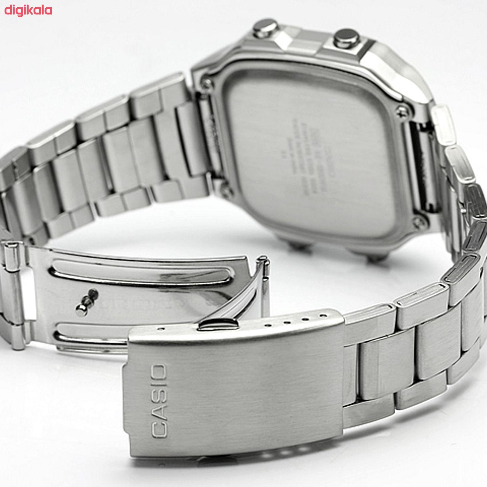 ساعت مچی دیجیتالیکاسیو مدل AE-1200WHD-1AVDF
