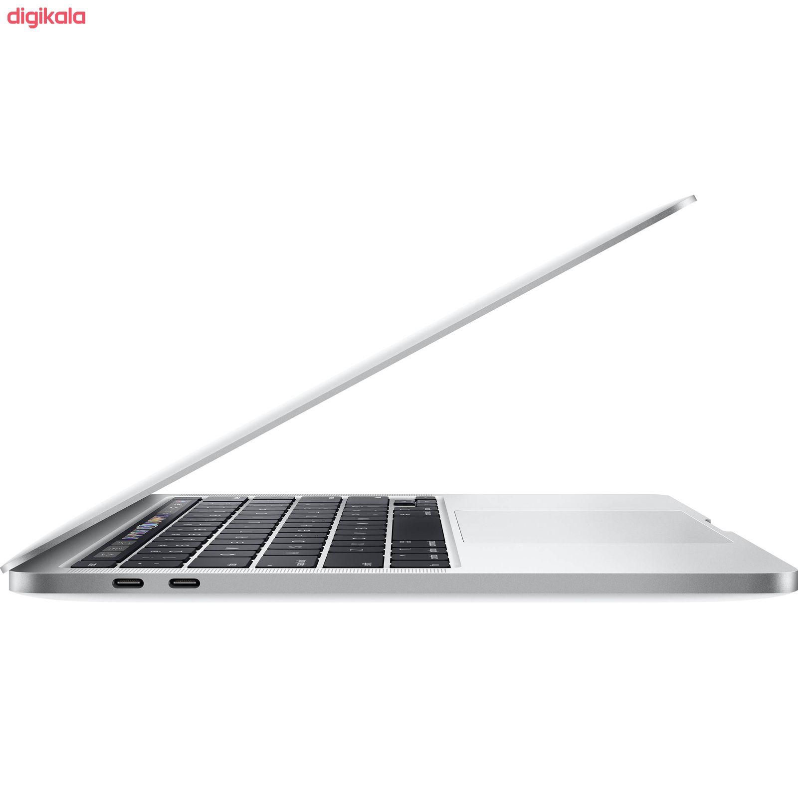 لپ تاپ 13 اینچی اپل مدل MacBook Pro MWP82 2020 همراه با تاچ بار  main 1 2