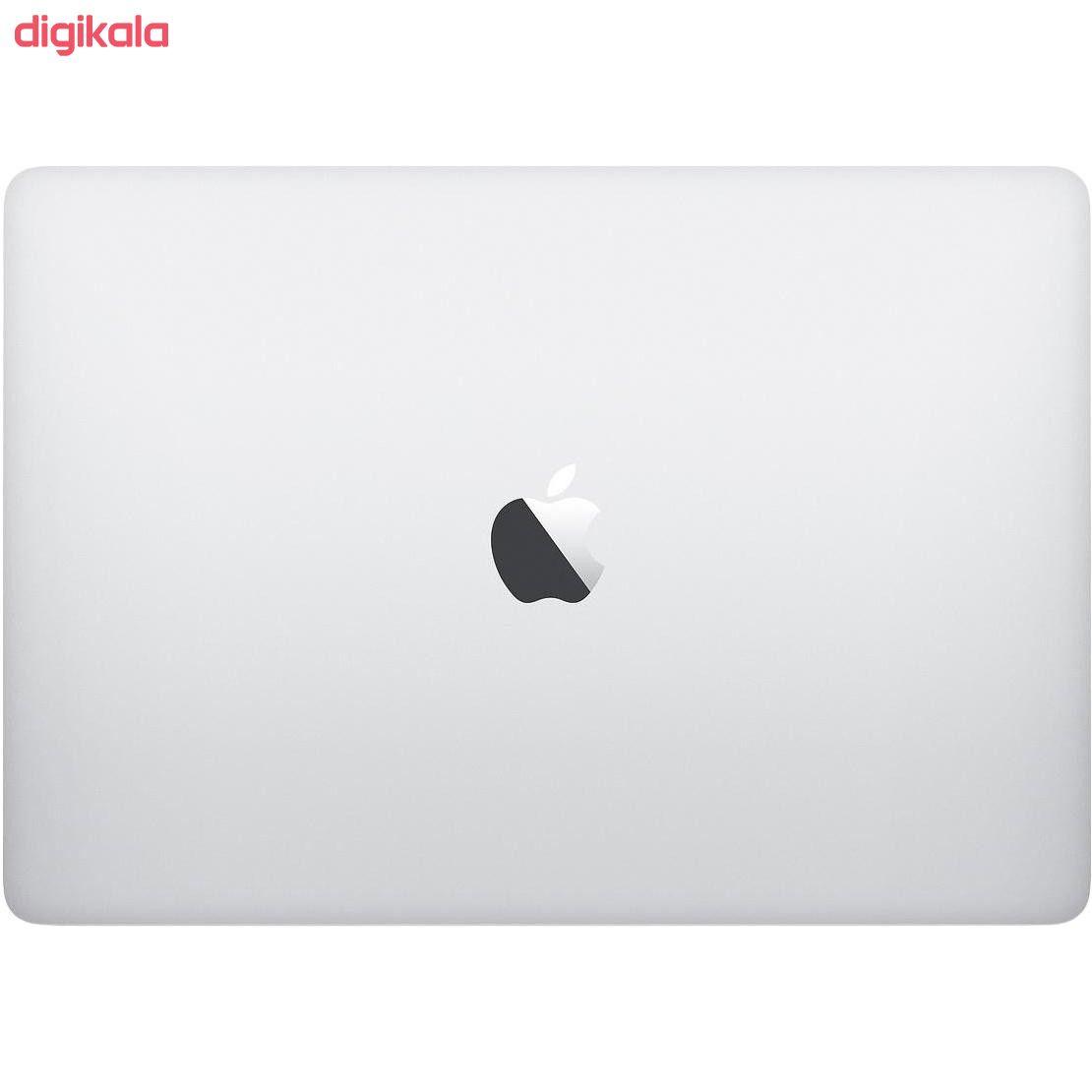 لپ تاپ 13 اینچی اپل مدل MacBook Pro MWP82 2020 همراه با تاچ بار  main 1 4