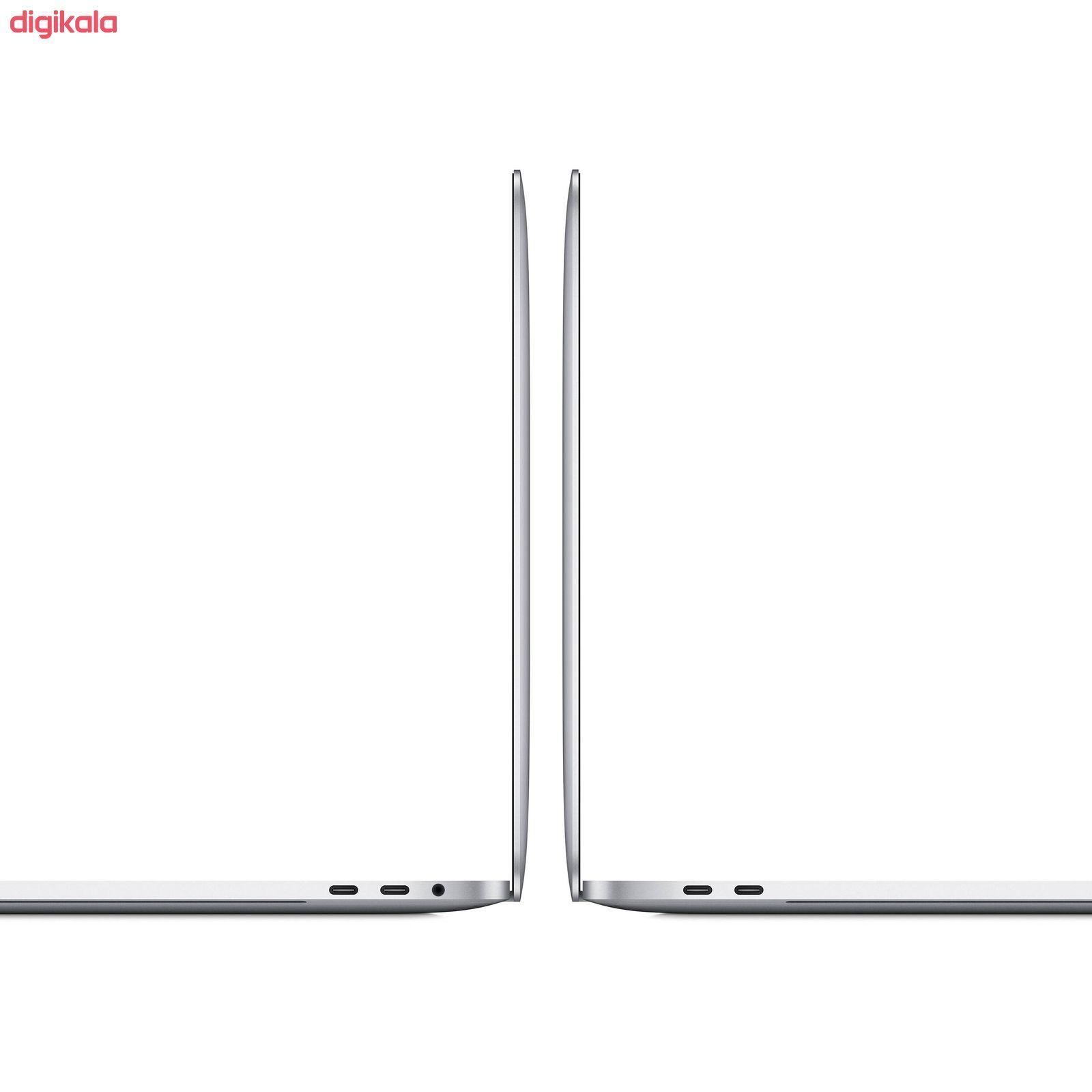 لپ تاپ 13 اینچی اپل مدل MacBook Pro MWP82 2020 همراه با تاچ بار  main 1 3