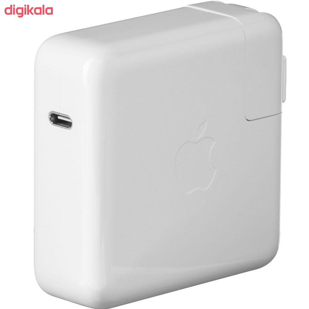 لپ تاپ 13 اینچی اپل مدل MacBook Pro MWP82 2020 همراه با تاچ بار  main 1 5