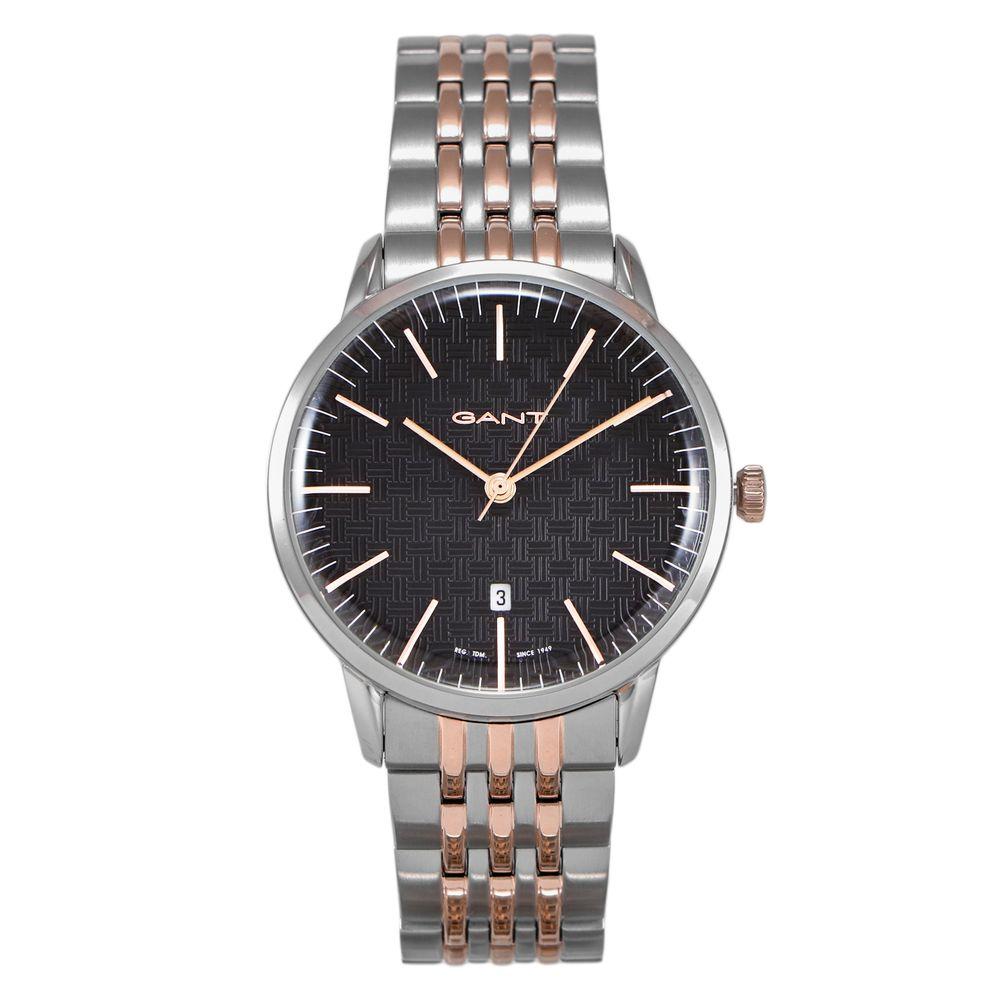 ساعت مچی عقربه ای مردانه گنت مدل GW077003