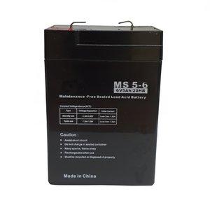 باتری سیلد اسید 6 ولت  مدل NB-011