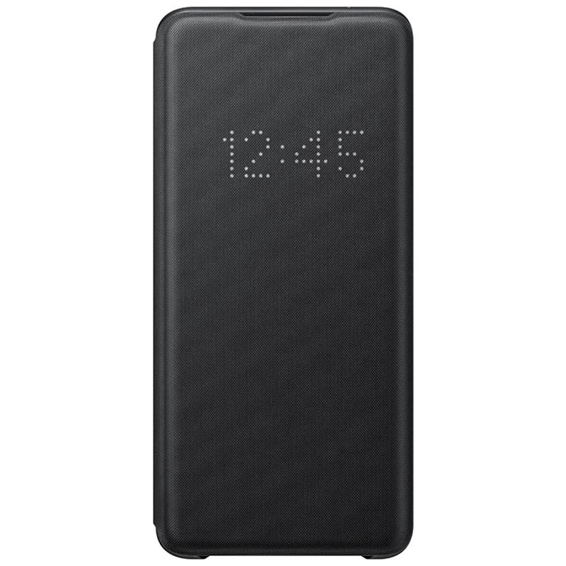 کیف کلاسوری سامسونگ مدل Smart LED View Cover مناسب برای گوشی موبایل سامسونگ Galaxy S20 Ultra