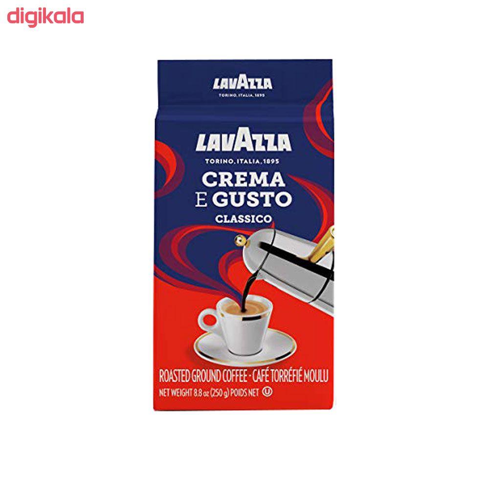پودر قهوه لاواتزا-250 گرم main 1 1