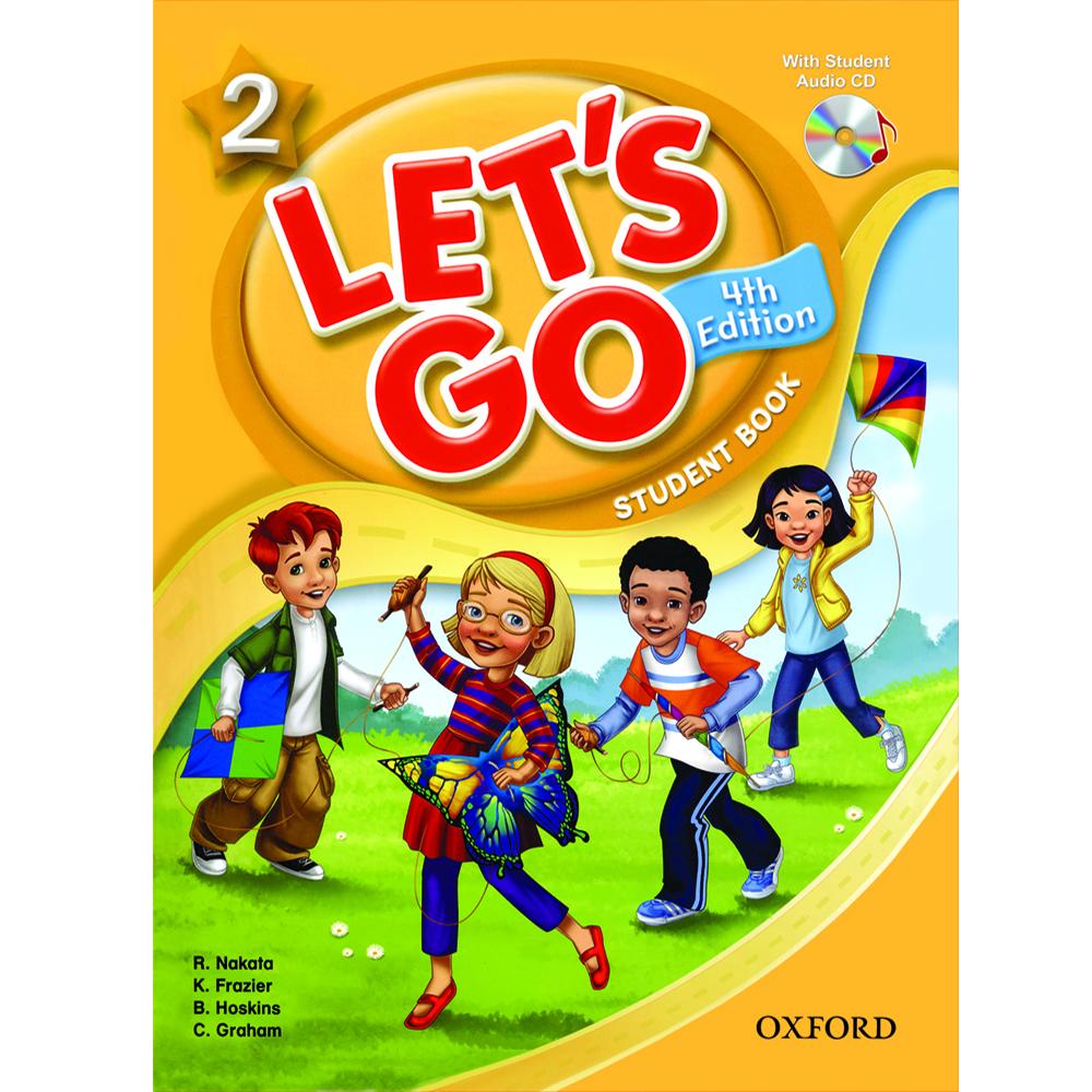 خرید                      کتاب LETS GO 2 اثر جمعی از نویسندگان انتشارات OXFORD
