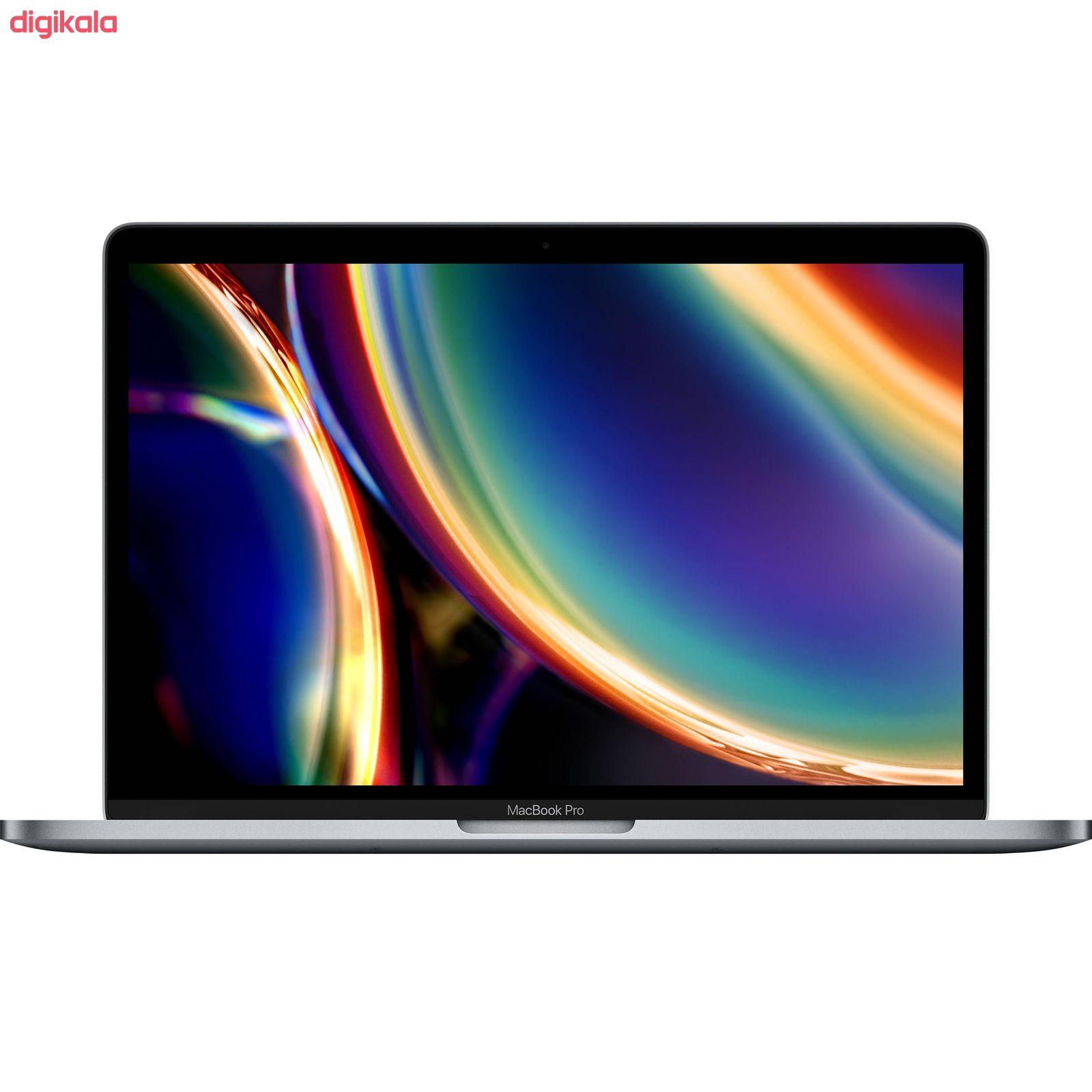 لپ تاپ 13 اینچی اپل مدل MacBook Pro MXK32 2020 همراه با تاچ بار  main 1 1
