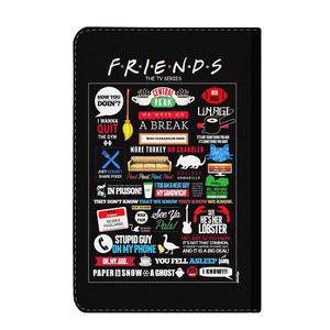 کلاسور طرح Friends کد k75